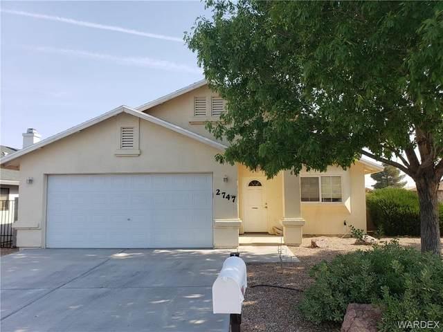 2747 Pasadena Avenue, Kingman, AZ 86401 (MLS #983280) :: AZ Properties Team   RE/MAX Preferred Professionals
