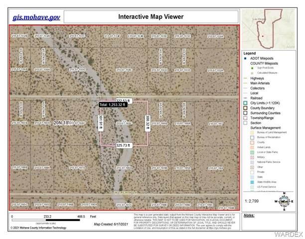 0000 W Anza Dr., Golden Valley, AZ 86413 (MLS #983282) :: The Lander Team