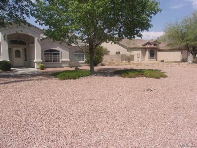 4481 E Pinto Road, Kingman, AZ 86401 (MLS #983288) :: The Lander Team