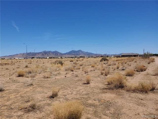 TBD N Nevada Street, Kingman, AZ 86401 (MLS #983291) :: AZ Properties Team | RE/MAX Preferred Professionals