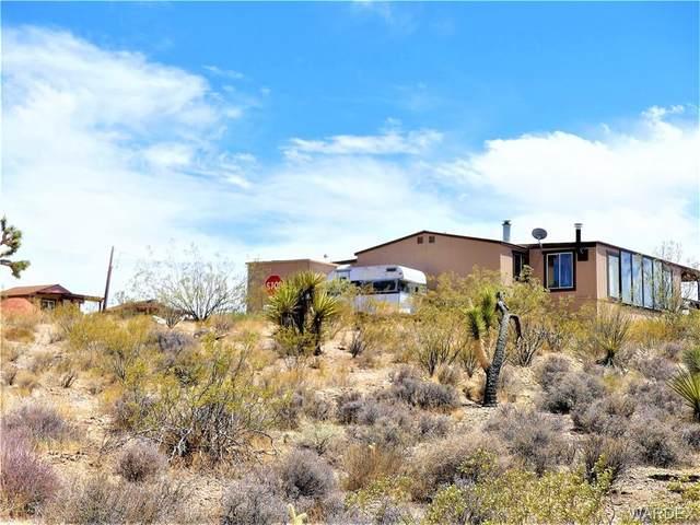 8044 W Rio Vista Drive, White Hills, AZ 86445 (MLS #983293) :: AZ Properties Team   RE/MAX Preferred Professionals