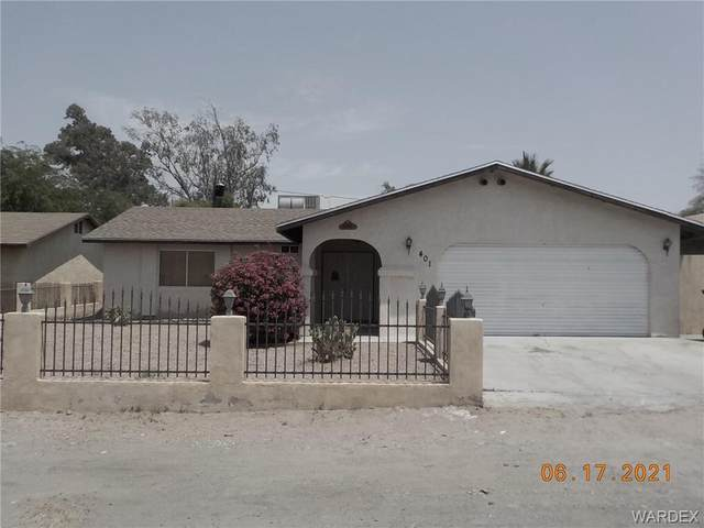 401 Fox Drive, Bullhead, AZ 86442 (MLS #983297) :: AZ Properties Team | RE/MAX Preferred Professionals