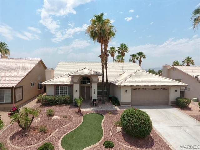 1896 E Clear Lake Drive, Fort Mohave, AZ 86426 (MLS #983311) :: The Lander Team