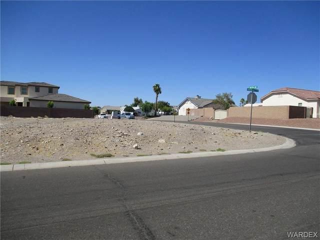 2205 Shadow Canyon Drive, Bullhead, AZ 86442 (MLS #983344) :: The Lander Team