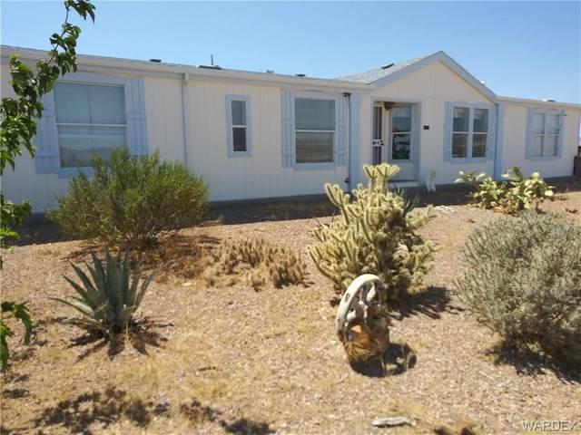 1337 S Dugas Road, Golden Valley, AZ 86413 (MLS #983373) :: The Lander Team
