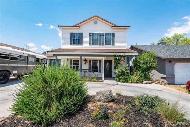 1827 Gates Avenue, Kingman, AZ 86401 (MLS #983376) :: The Lander Team