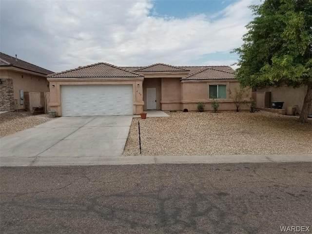 2152 E Jamie Road, Fort Mohave, AZ 86426 (MLS #983386) :: The Lander Team