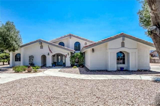 2410 N Apache Drive, Kingman, AZ 86401 (MLS #983391) :: The Lander Team