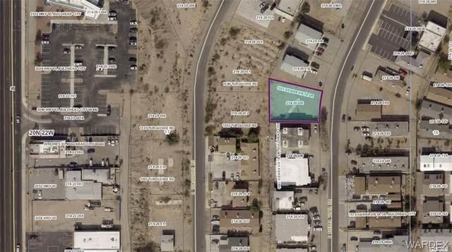 1551 Sierra Vista Drive, Bullhead, AZ 86442 (MLS #983394) :: The Lander Team