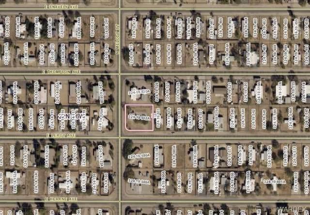 3131 E Leroy Avenue, Kingman, AZ 86409 (MLS #983402) :: The Lander Team