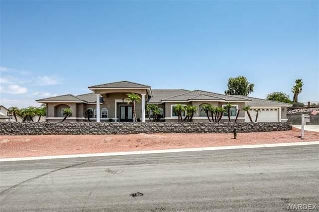 2893 Country Hills Road, Bullhead, AZ 86442 (MLS #983413) :: The Lander Team