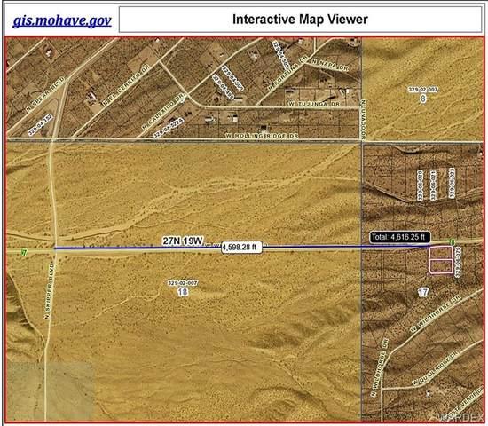 GHRO #4 S-17 LTS 78, White Hills Road, White Hills, AZ 86445 (MLS #983417) :: AZ Properties Team   RE/MAX Preferred Professionals