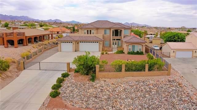 4318 Mercer Road, Bullhead, AZ 86429 (MLS #983439) :: AZ Properties Team   RE/MAX Preferred Professionals