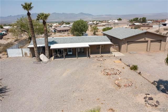 4187 S Roberts Road, Fort Mohave, AZ 86426 (MLS #983446) :: The Lander Team