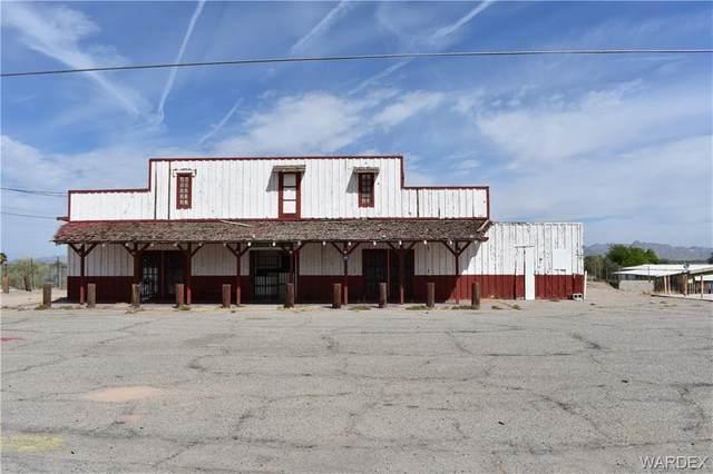 49244 Ehrenberg Road, Ehrenberg, AZ 85334 (MLS #983449) :: AZ Properties Team | RE/MAX Preferred Professionals
