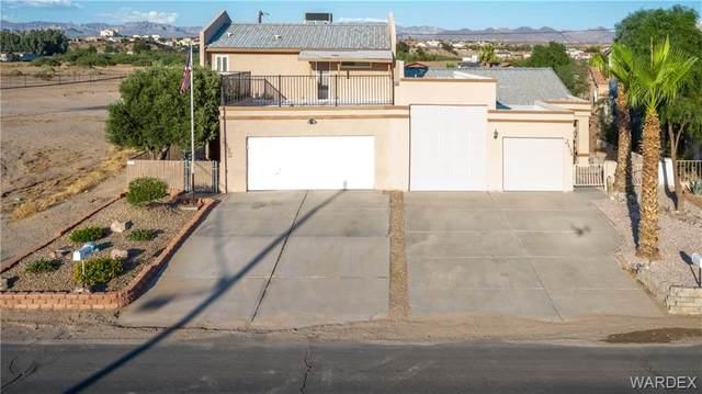 2434 Lakeside Drive, Bullhead, AZ 86442 (MLS #983456) :: The Lander Team