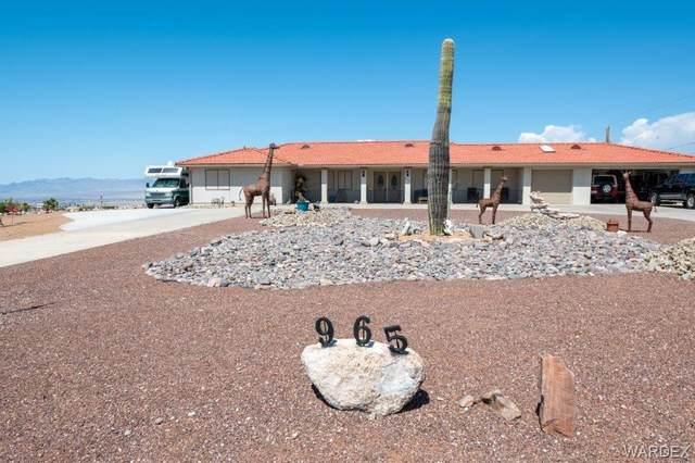 965 La Puerta Road, Bullhead, AZ 86429 (MLS #983485) :: AZ Properties Team   RE/MAX Preferred Professionals