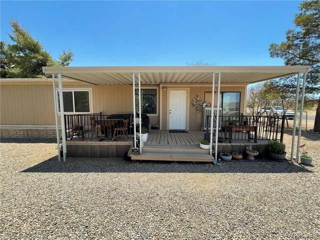 4610 N Sierra Road, Kingman, AZ 86409 (MLS #983498) :: AZ Properties Team | RE/MAX Preferred Professionals