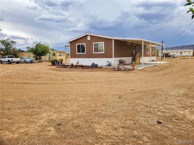 4085 N Benton Street, Kingman, AZ 86409 (MLS #983501) :: AZ Properties Team | RE/MAX Preferred Professionals