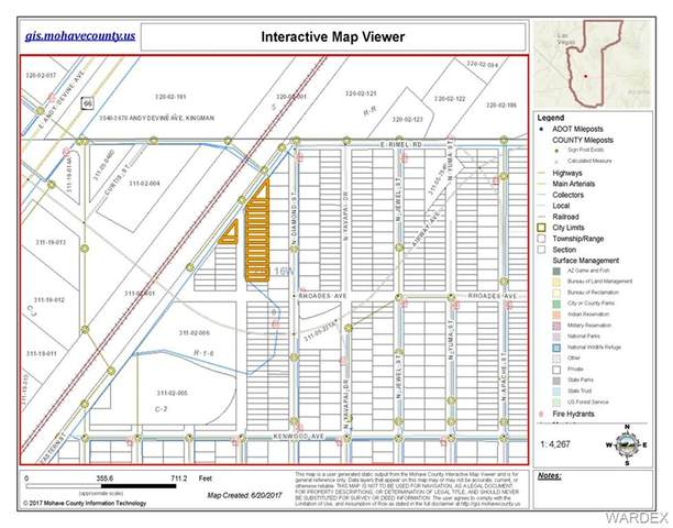 TBD Lomalai, Kingman, AZ 86409 (MLS #983529) :: AZ Properties Team   RE/MAX Preferred Professionals