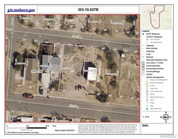 027B Beech Spruce Street, Kingman, AZ 86401 (MLS #983541) :: The Lander Team