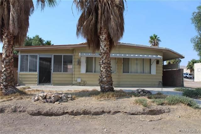 1353 Lause Road, Bullhead, AZ 86442 (MLS #983565) :: AZ Properties Team | RE/MAX Preferred Professionals