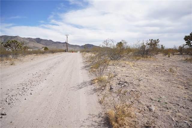 16 ACRES N Mariposa Drive, Dolan Springs, AZ 86441 (MLS #983568) :: The Lander Team