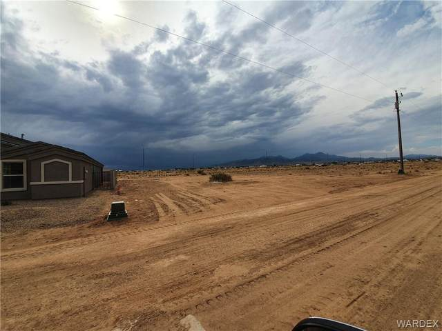 4 Lots Nevada, Kingman, AZ 86409 (MLS #983582) :: AZ Properties Team | RE/MAX Preferred Professionals