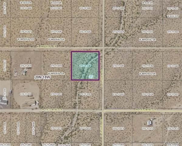 000 Imperial Drive, Golden Valley, AZ 86413 (MLS #983584) :: The Lander Team