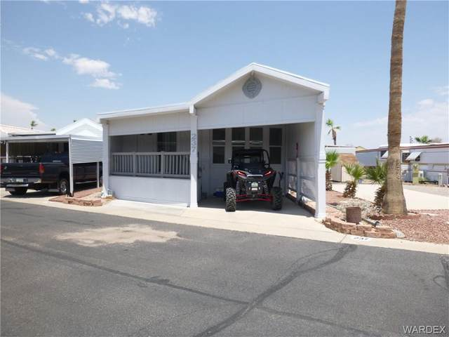 2000 Ramar Rd #237, Bullhead, AZ 86442 (MLS #983588) :: AZ Properties Team | RE/MAX Preferred Professionals