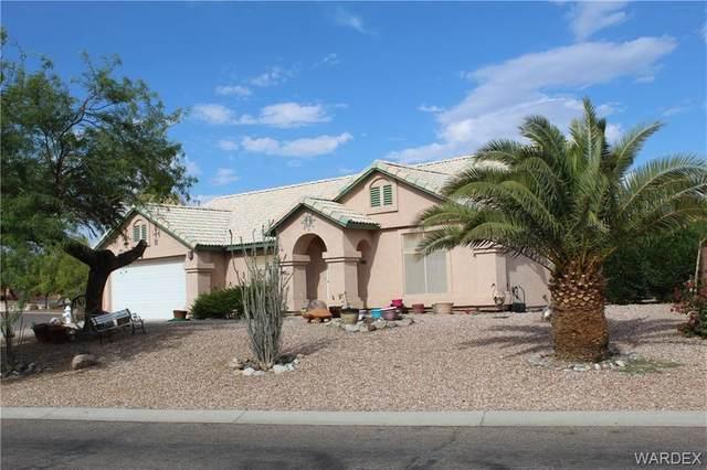 4132 S Dixon Drive, Fort Mohave, AZ 86426 (MLS #983594) :: The Lander Team