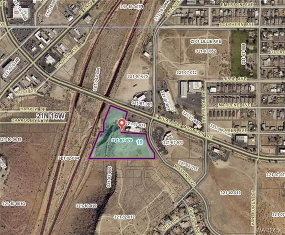 000 E Hualapai Mountain Road, Kingman, AZ 86401 (MLS #983598) :: AZ Properties Team   RE/MAX Preferred Professionals