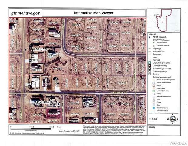7150 E Blazed Ridge & Corner Lot Drive, Kingman, AZ 86402 (MLS #983642) :: AZ Properties Team | RE/MAX Preferred Professionals