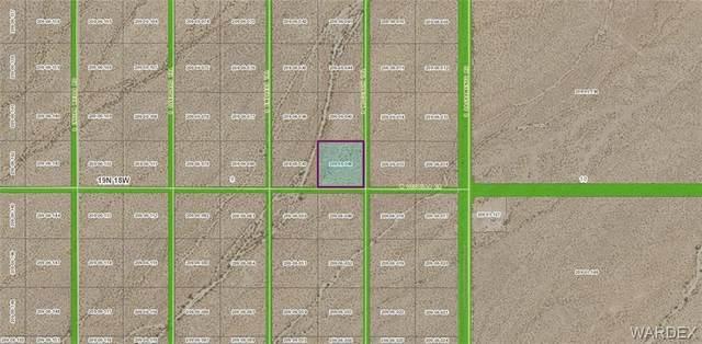 Lot 752 Moccasin/Octillo, Golden Valley, AZ 86413 (MLS #983651) :: AZ Properties Team | RE/MAX Preferred Professionals