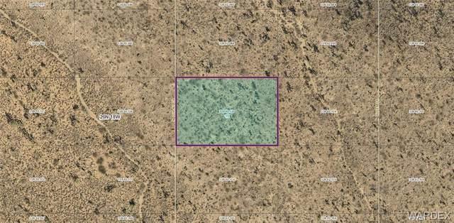 Lot 126 N Quaint Drive, Dolan Springs, AZ 86441 (MLS #983652) :: The Lander Team