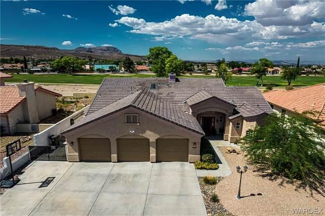 275 Greenway Drive, Kingman, AZ 86401 (MLS #983700) :: The Lander Team