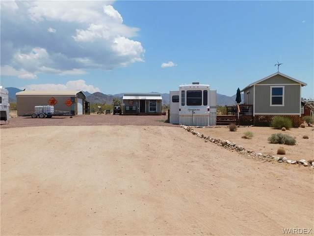 13916 S Howard Road, Yucca, AZ 86438 (MLS #983705) :: The Lander Team