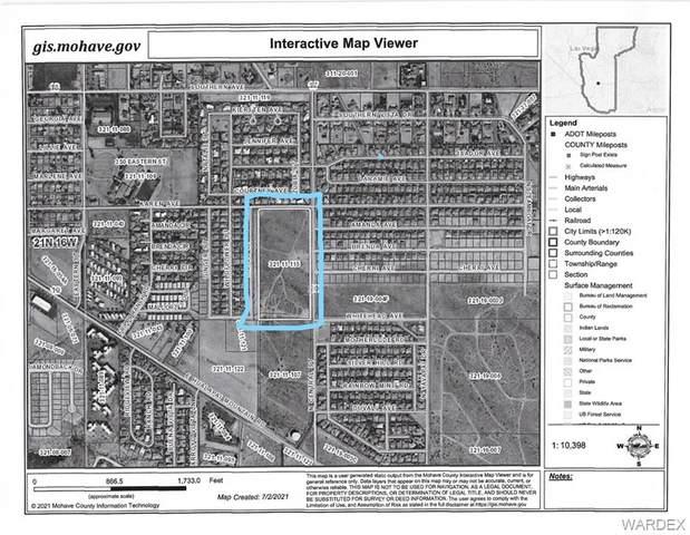 000 Central Street, Kingman, AZ 86401 (MLS #983709) :: The Lander Team