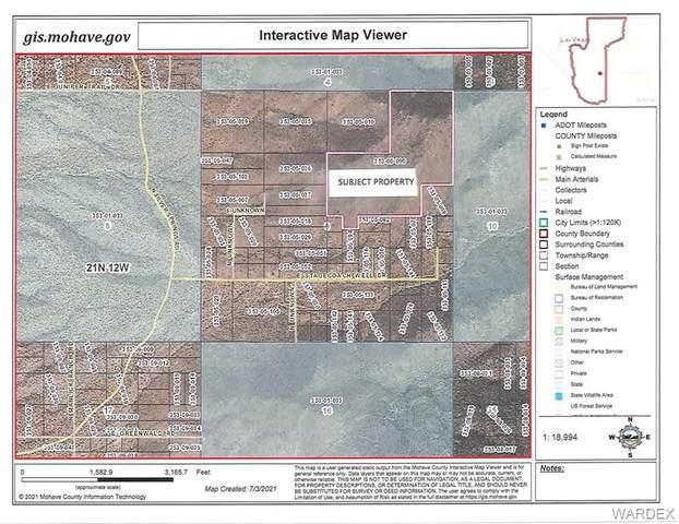 - North Of Stagecoach Well, Kingman, AZ 86401 (MLS #983725) :: AZ Properties Team | RE/MAX Preferred Professionals