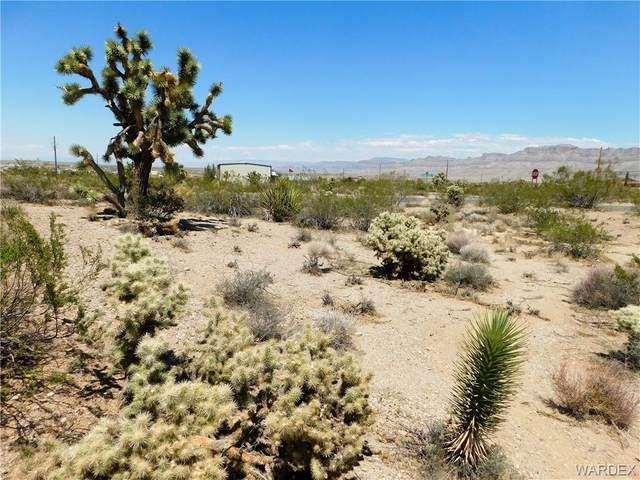 50 E Hualapai Creek Drive, Meadview, AZ 86444 (MLS #983743) :: The Lander Team