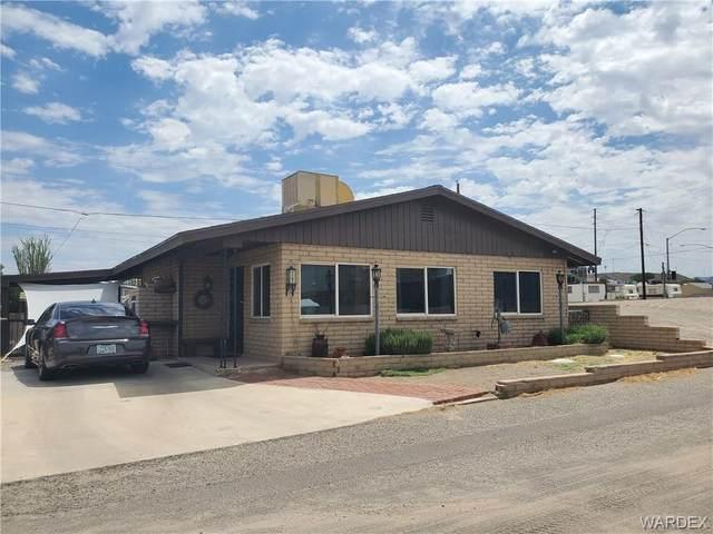 1181 Juanita Lane, Bullhead, AZ 86442 (MLS #983755) :: The Lander Team