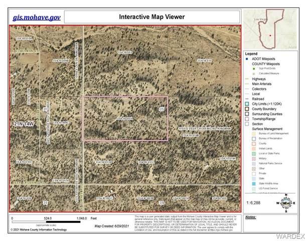 Lot 013A Towhee Ridge, Kingman, AZ 86401 (MLS #983773) :: The Lander Team