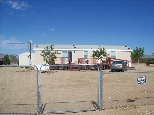 1425 S San Pedro, Golden Valley, AZ 86413 (MLS #983778) :: The Lander Team