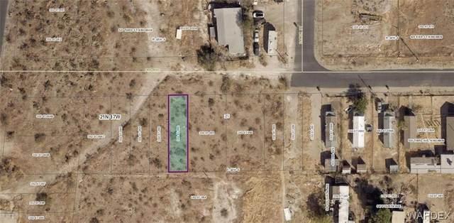 Lot 57 3rd Avenue, Kingman, AZ 86401 (MLS #983783) :: The Lander Team