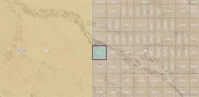 Lot 2860 N Taos Road, Kingman, AZ 86409 (MLS #983798) :: AZ Properties Team | RE/MAX Preferred Professionals