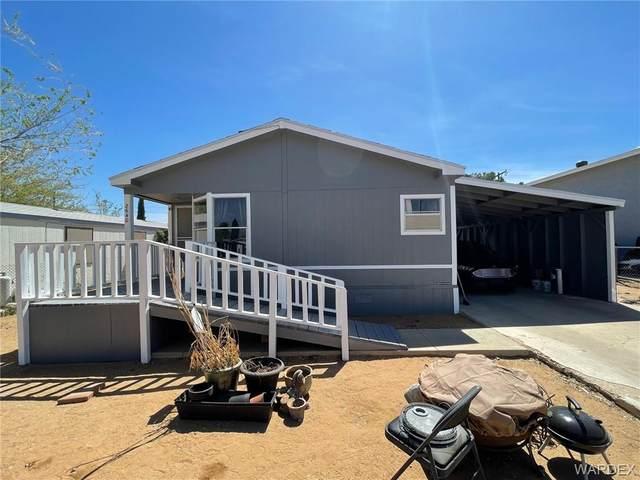 2640 E Snavely Avenue, Kingman, AZ 86409 (MLS #983814) :: AZ Properties Team | RE/MAX Preferred Professionals