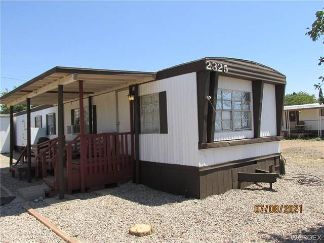 2325 Packard Avenue, Kingman, AZ 86409 (MLS #983834) :: The Lander Team
