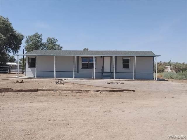 3250 E Deadwood Drive, Mohave Valley, AZ 86440 (MLS #983846) :: The Lander Team