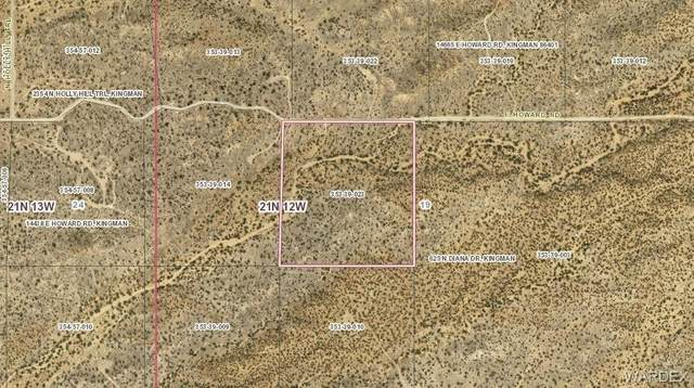 Lot 321 Howard Road, Kingman, AZ 86401 (MLS #983872) :: AZ Properties Team | RE/MAX Preferred Professionals