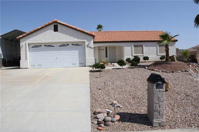 3388 Sundance Drive, Bullhead, AZ 86429 (MLS #983875) :: AZ Properties Team | RE/MAX Preferred Professionals